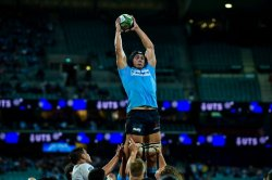 Rob Simmons lineout Waratahs & Crusaders 2019 (Credit Keith McInnes)