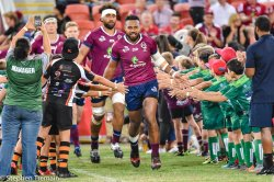 Kerevi led the Reds brilliantly