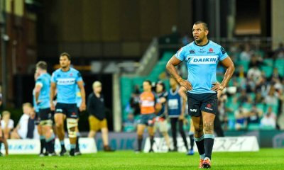 Kurtley Beale Waratahs v Rebels 2019 (Credit Keith McInnes)