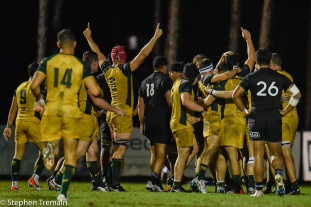 Junior Wallabies are 2019 Oceania U20 Champions