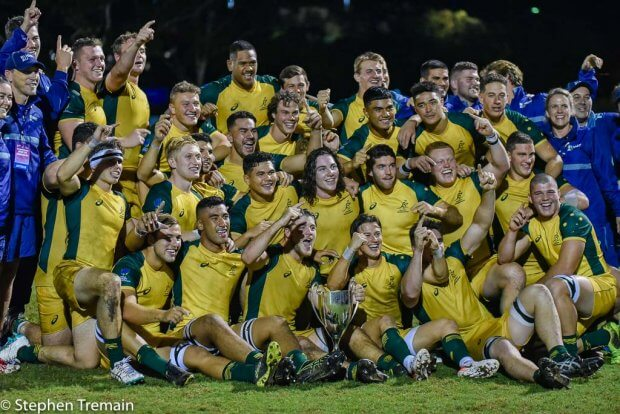 Junior Wallabies are 2019 Oceania U20 Champions