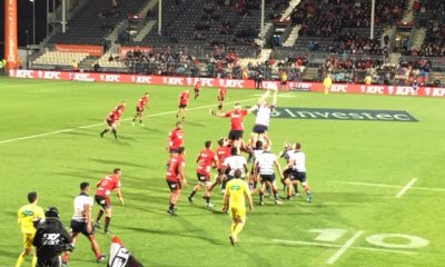 Crusaders v Rebels - 2019 Rnd 17