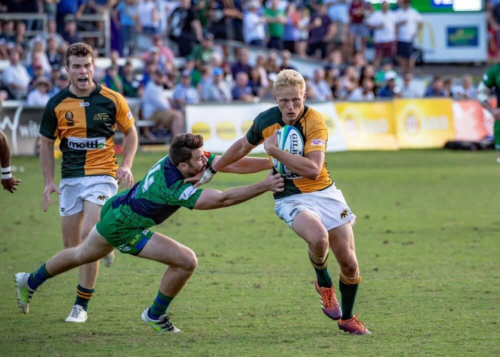 Carter Gordon Wests v GPS QLD Premier Rugby (Photo Credit: Brendan Hertel / QRU)