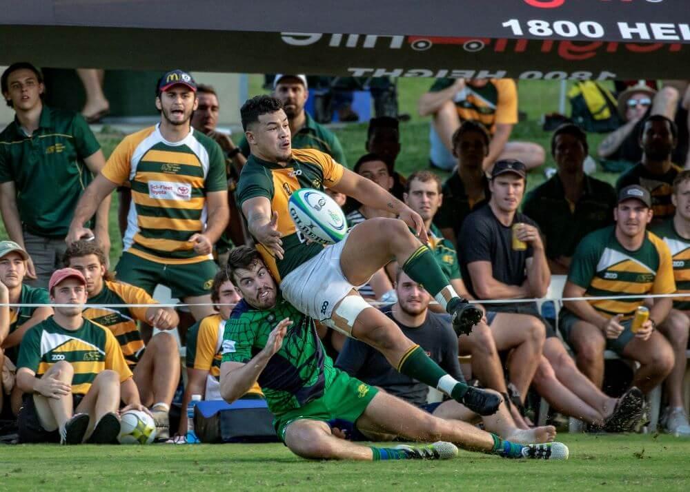 Hunter Paisami Wests v GPS QLD Premier Rugby (Photo Credit: Brendan Hertel / QRU)