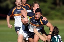 Brumbies Schools  v Barbarians at 2019 Australian Rugby Championships (Photo Credit SPA Images)