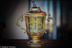 Rugby World Cup - William Web Ellis Trophy
