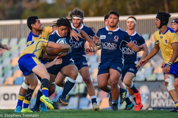 QLD Country v Brisbane City U19