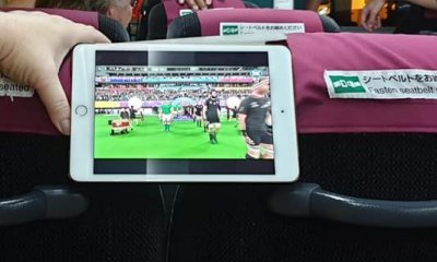 How we roll watching Quarter Final 2 - New Zealand vs Ireland