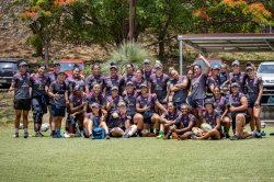 QLD Reds Womens Team Photo Credit Brendan Hertel / QRU