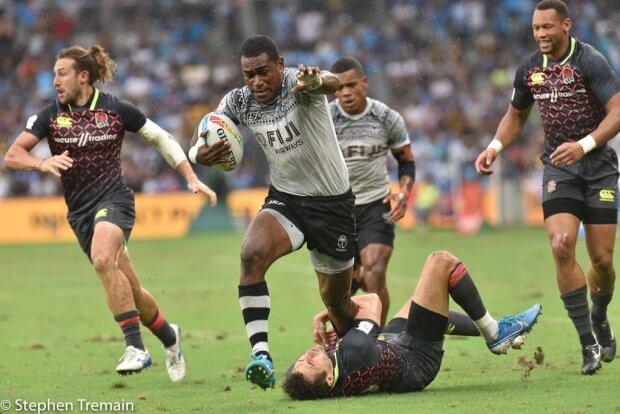 Fiji v England