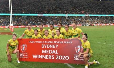 Bronze for the Aussie7s girls