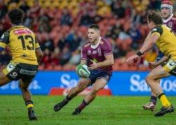 James O'Connor QLD Reds v Western Force (Photo Credit QRU Brendan Hertel)