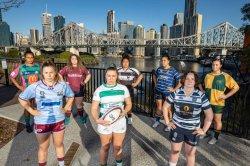 Women's Premier Rugby QLD (Photo Credit: Brendan Hertel/QRU)