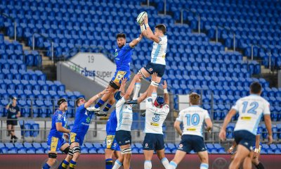 Jack Dempsey wins a line-out