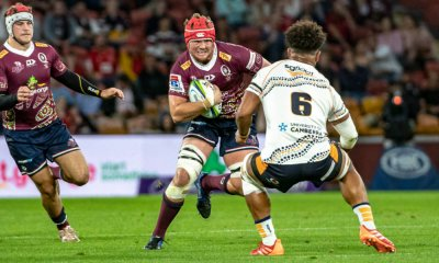Harry Wilson Brumbies v Reds Super Rugby 2020 (Photo Credit QRUBrendan Hertel)