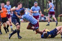QLD Premier Rugby - Connor Pritchard - Bond Uni v Norths