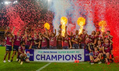 2021 Super Rugby AU Champions